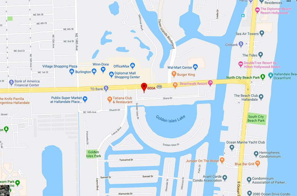 Veja a localização no Google Maps